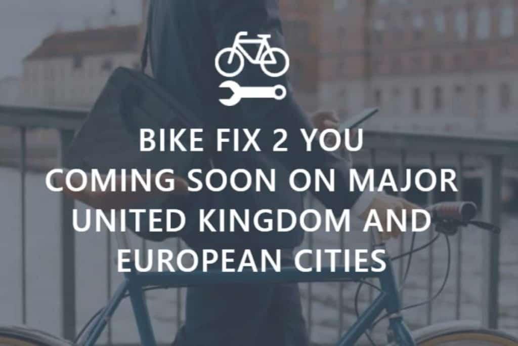 bike fix 2 you